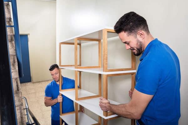 Vaciado de oficinas en Alcalá de Henares