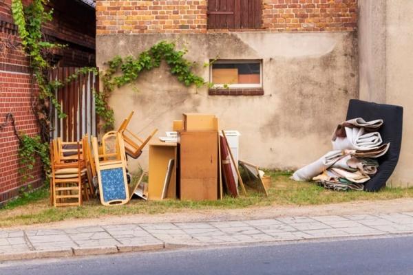 servicio de recogida de muebles