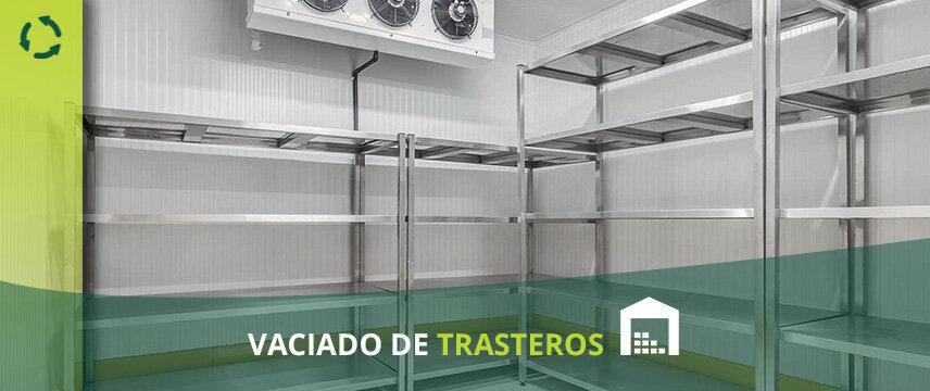 Vaciado de Trasteros en Madrid